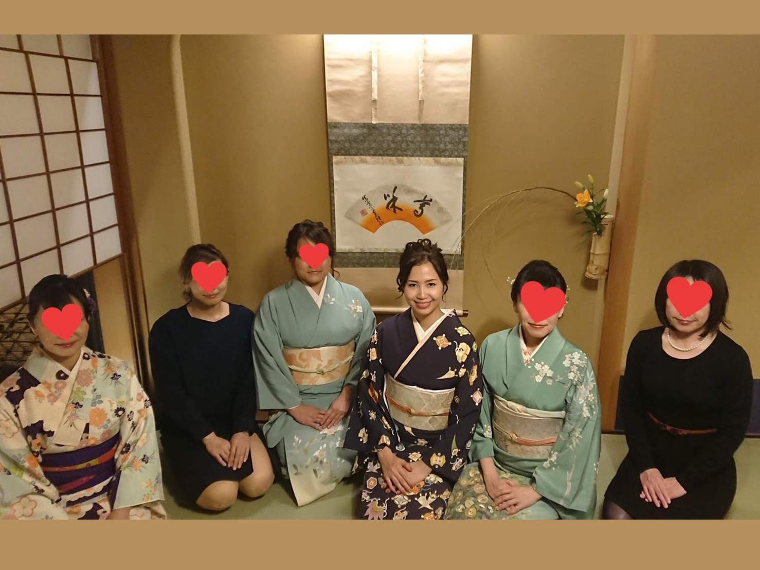着物オフ会at京都