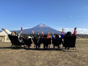 富士山_ふもとっぱらキャンプ場